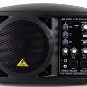 Активная акустическая система Behringer B205D Eurolive фото