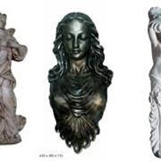 Скульптуры из гипса фото