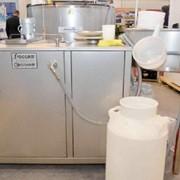 Мини установки переработки молока фото