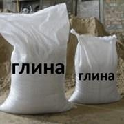 Огнеупорная глина в мешках по 40 кг в Витебске фото