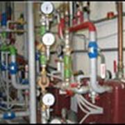 Работы по устройству внутренних инженерных систем и оборудования фото