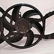 Вентилятор радиатора в сборе Nissan Almera G15 с 2013 г., Renault Logan, Renault Sandero, Lada Largus фото