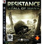Игра для ps3 Resistance fall of man фото