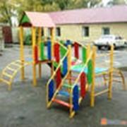 Детские городки и Спорт площадки фото