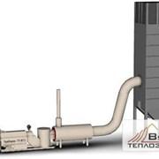 Зерносушилка ДСП, ЗСШ, М на твердом топливе (дрова фото