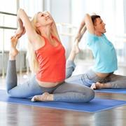 Коврики для йоги и фитнеса фото