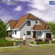 Проектирование деревянных домов фото
