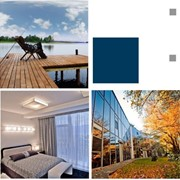 Разработка концепции гостиницы (проектирование дизайн) фото