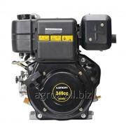 Дизельный двигатель Loncin LC178F фото