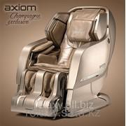 Массажное кресло YAMAGUCHI Axiom YA-6000 Champagne Астана фото