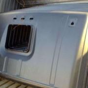 Передок кабины н/о в сборе с рамкой лобового стекла (пр-во КАМАЗ) фото