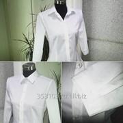 Рубашка женская классическая фото