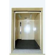Лифты грузовые с боковым, верхним. нижнем машинным помещением фото