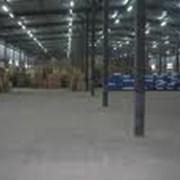 Аренда складских помещений. фото