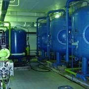 Промышленные установки очистки воды фото