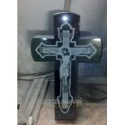 Крест гранитный фото