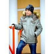 Куртка зимняя для мальчика модель 5322И фото