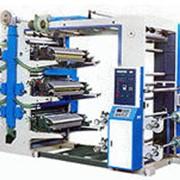 Флексомашины. Машины для флексографической печати фото