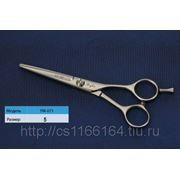 Парикмахерские ножницы 5-го класса MYKE прямые фото