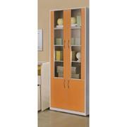 Шкаф с витриной Бэби П206.05-1 фото
