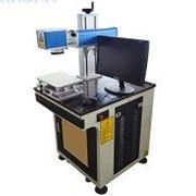 Волоконный лазерный маркер по металлу S-20 фото