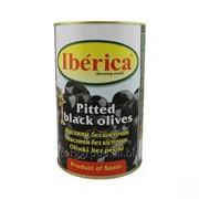 Иберика Оливки с косточкой, маслины без косточки Iberica 4кг фото