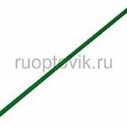 1. 5 / 0. 75 мм 1м термоусадка зеленая REXANT фото