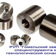 Ролики резьбонакатные ГОСТ 9539-72 Х12МФ фото