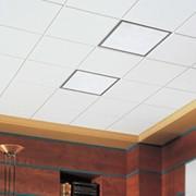 Акустические потолки (минеральные, мягкие, металлические, деревянные) и подвесные системы для новых зданий и реконструируемых объектов. фото