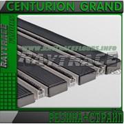 Придверная решетка CENTURION GRAND РЕЗИНА+СТРАЙП фото