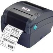 Термотрансферный принтер TSC TTP343C темный PSU+Ethernet 99-033A005-20LF фото