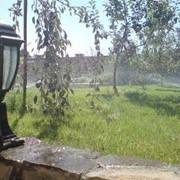 Монтаж систем автоматического полива RAIN BIRD, HUNTER, в Киеве, Украина. фото