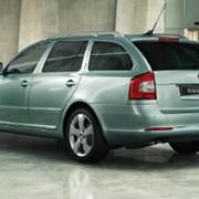 Автомобиль SKODA Octavia Combi фото