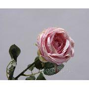 """Цветок искусственный """"сиреневая роза"""" длина=56 см. (739215) фото"""