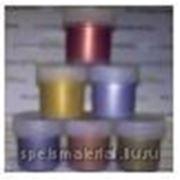 "Набор из 6-ти цветов декоративной краски ""Металлэкс"" от DecART акриловая на водной основе фото"