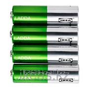 Аккумуляторная батарейка ЛАДДА фото