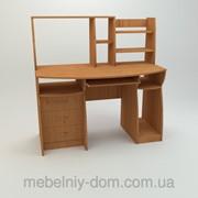 Стол компьютерный Комфорт-3 фото