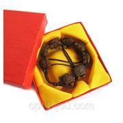 Коробка для браслета 9х9 см фото