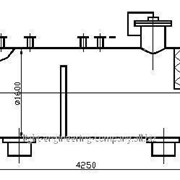 Выветриватель диаметром 1000, 1600 мм