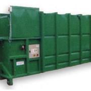 Пресс-контейнер 18 куб.м. фото