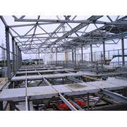 Производство металлических строительных конструкций и изделий (кроме несущих I и II группы) фото