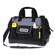 """Ящики, сумки и пояса для инструмента Stanley """"Basic Stanley Open Mouth"""" 16"""" 1-96-183 фото"""