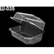 Пластиковая упаковка Ш-035