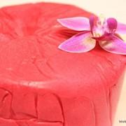 Сахарная мастика Polen фуксия, 1 кг фото