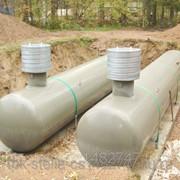Газгольдер 2,7 м3 (2700 л) фото