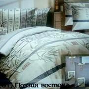 Комплект постельного белья Поэзия востока. Сатин фото