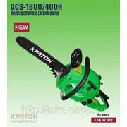 Пила цепная бензиновая Кратон GCS-1800/400H фото
