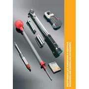 Инструменты для измерения и контроля фото