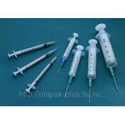 Шприц 1 мл инсулиновый U100 фото