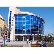 Строительство административных и торговых комплексов фото
